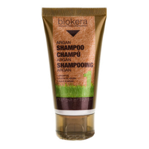 Шампунь Salerm Argan Champu с аргановым маслом 50 мл