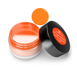 Гель-краска Naomi Neon Orange UV Gel Paint 5 г